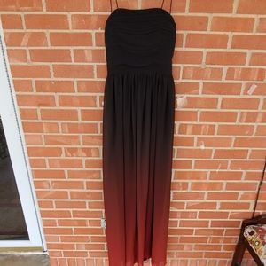 ERIN by Erin Fetherston ombre cocktail dress sz 4